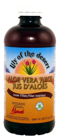 Lily Of The Desert Aloe Vera Gel Inner Fillet 33oz/946ml