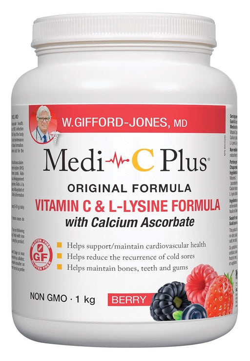 Preferred Nutrition Medi-C Plus Berry Original Formula
