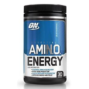 Optimum Nutrition Amino Energy - Blue Raspberry