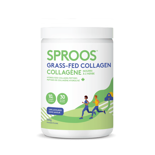 Sproos Grass-Fed Collagen Unflavoured 300g