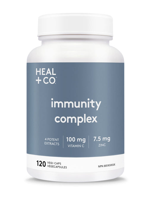 Heal + Co. Immunity Complex Vegi-Caps