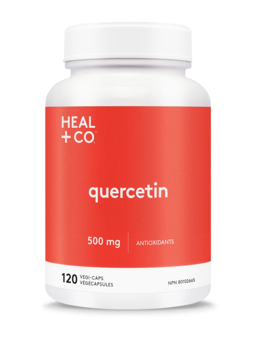 Heal + Co. Quercetin Vegi-Caps