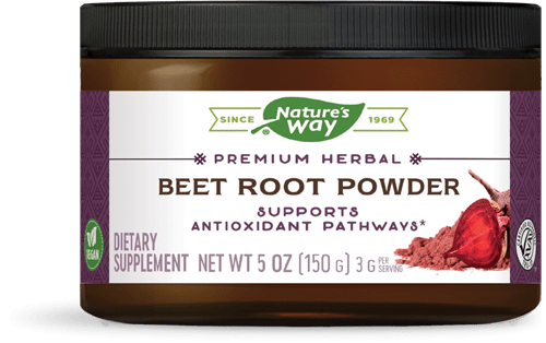 Nature's Way Beet Root Powder 150 g
