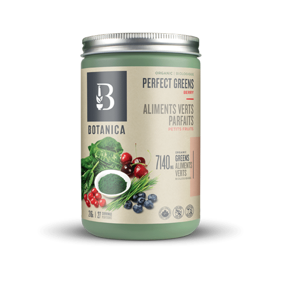 Botanica Perfect Greens Berry