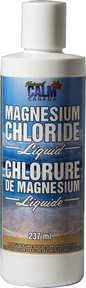Natural Calm Magnesium Chloride Liquid (Oil ) 8 oz