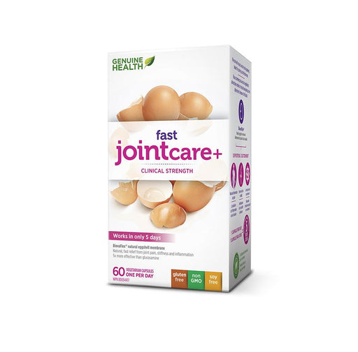 Genuine Health fast joint care+ 60 Capsules