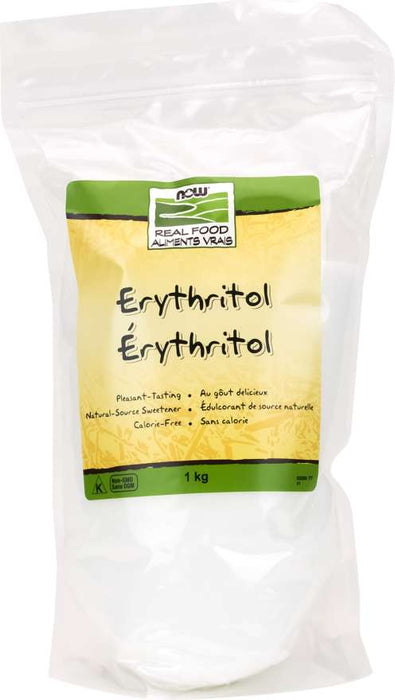 NOW Erythritol 1 kg - New
