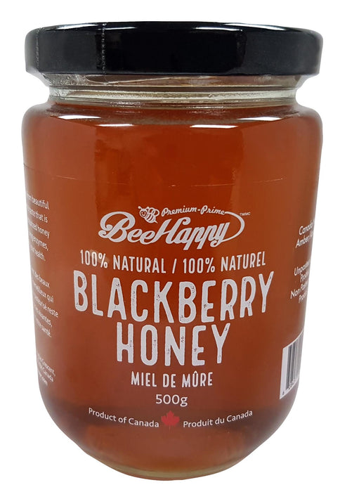 Bee Happy Blackberry Honey