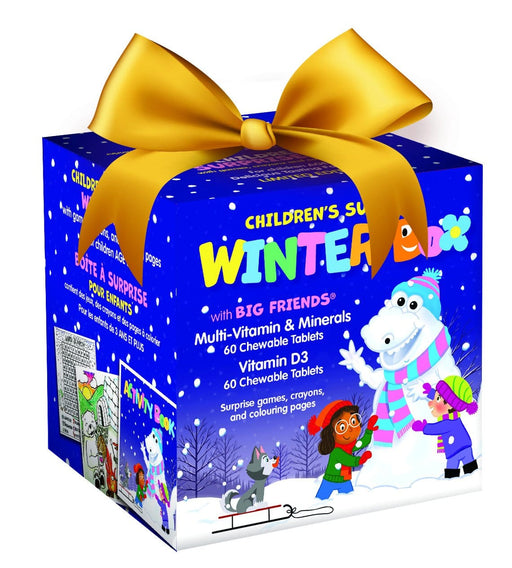 Children's Surprise Winter Box