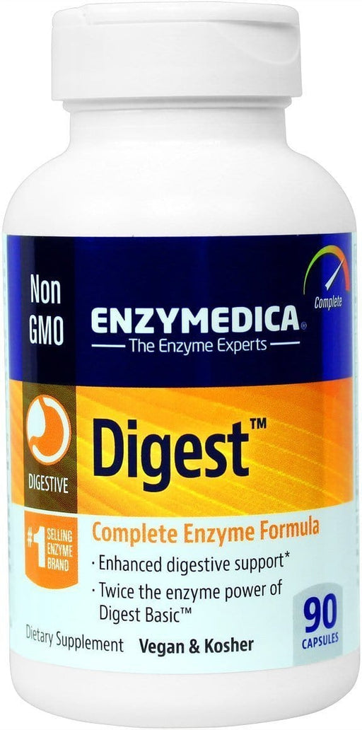 Enzymedica Digest 90 Capsules