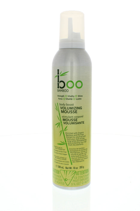 Boo Bamboo Boo Body Boost Volumizing Mousse