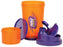 NOW Sports 3-in-1 Shaker Bottle