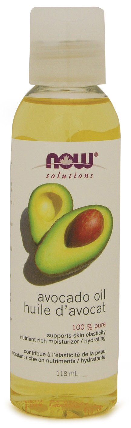 NOW Pure Avocado Oil 118 mL