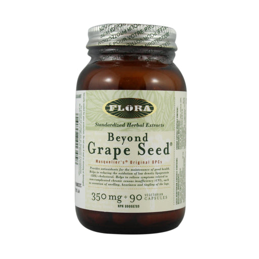 Flora Beyond Grape Seed 90 Capsules