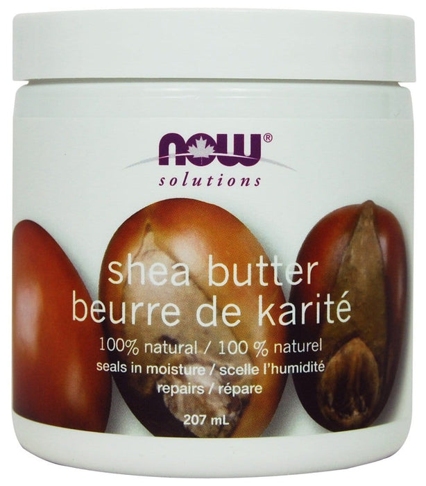 NOW Natural Shea Butter