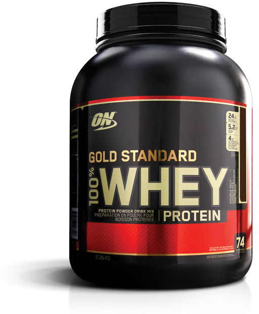 Optimum Nutrition Gold Standard 100% Whey - Double Rich Chocolate 5lb