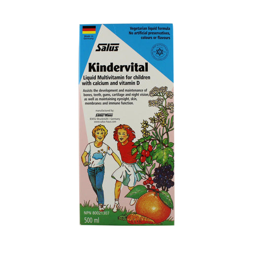 Salus Kindervital Children's Multivitamin