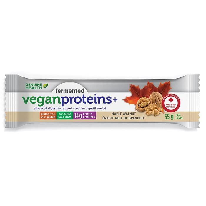 Genuine Health Fermented Vegan Proteins+ Maple Walnut