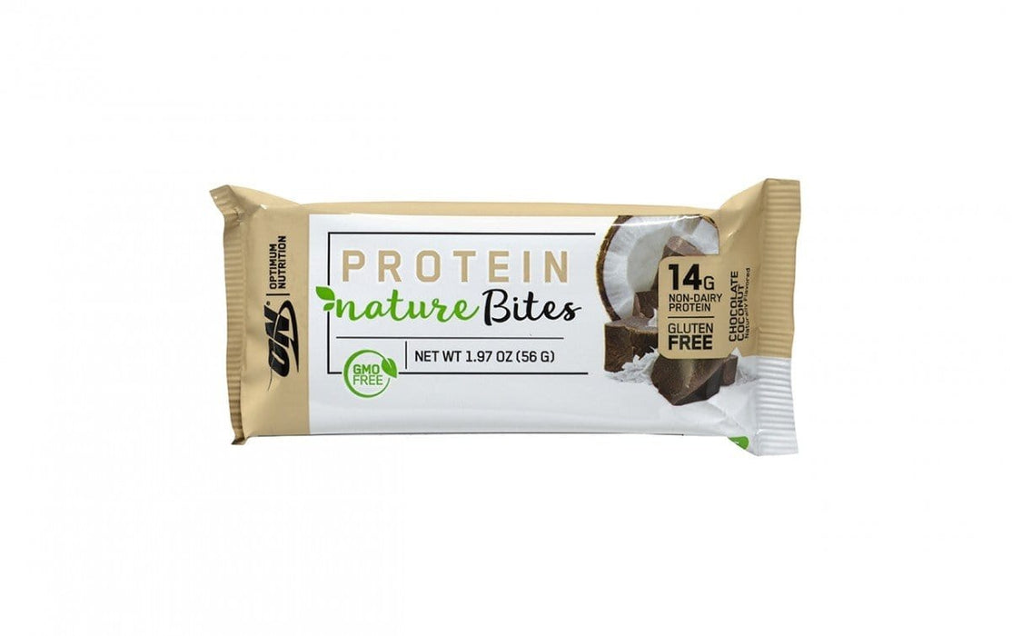 Optimum Nutrition Protein Nature Bites Chocolate Coconut 56 g Single Bar
