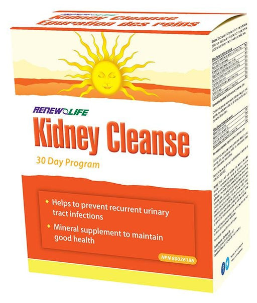 Renew Life Kidney Cleanse Kit