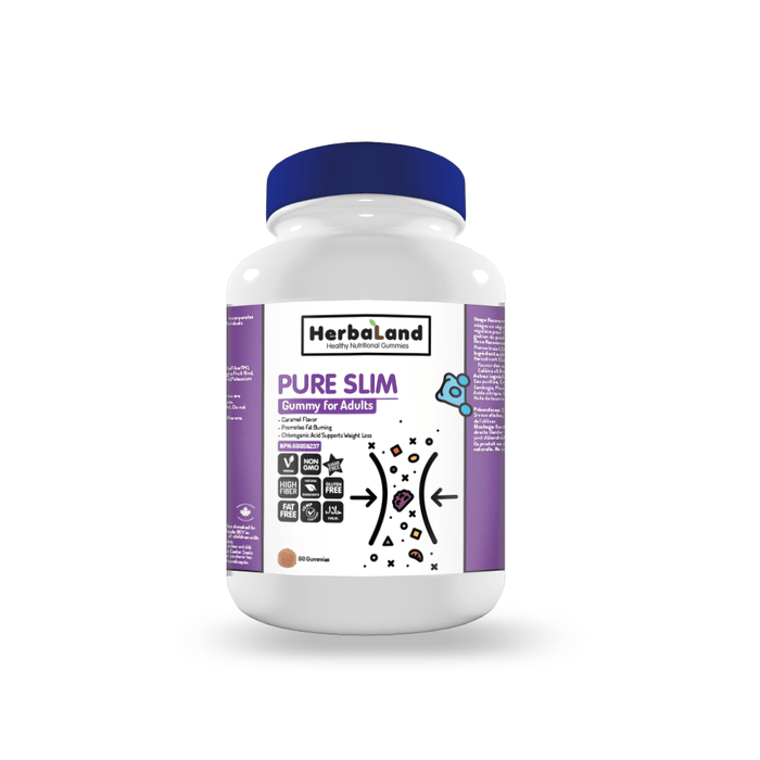 HerbaLand PureSlim Gummys for Adults