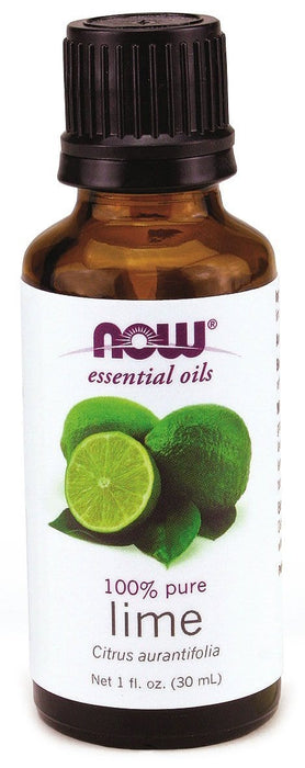 NOW Lime Oil 30 mL