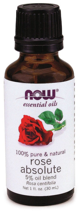 NOW Rose Absolute Oil