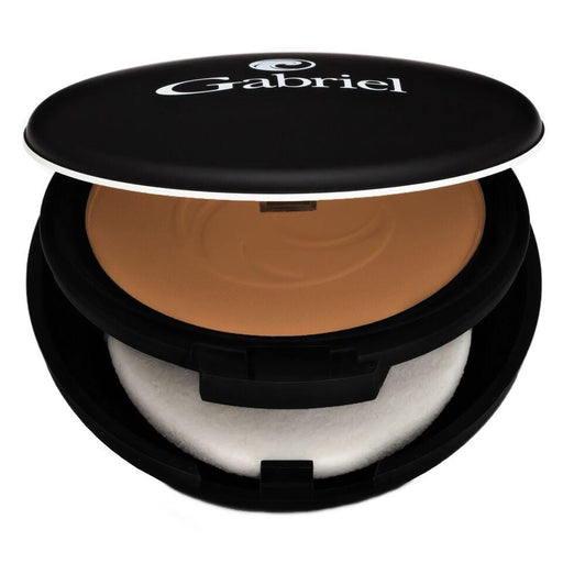 Gabriel Deep Beige Dual Powder Foundation