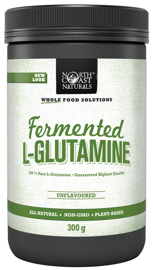 North Coast Naturals Fermented Glutamine 300 g
