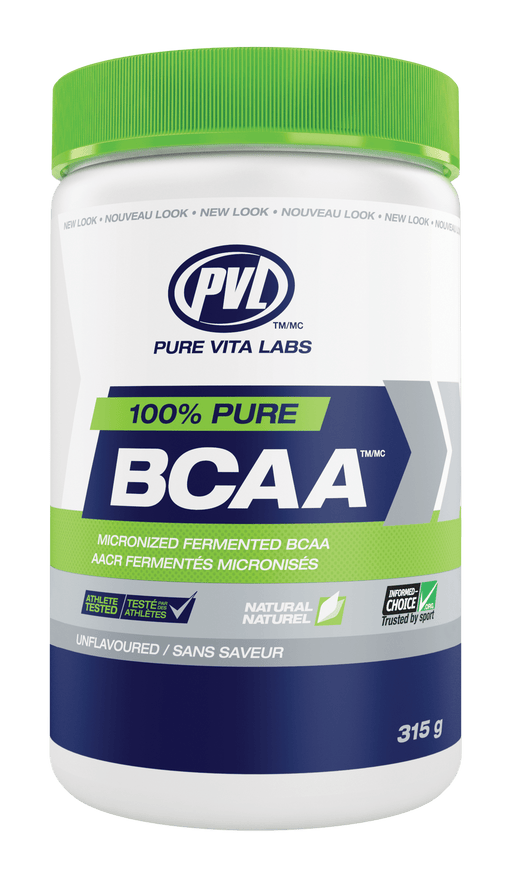 PVL Essentials Natural BCAA