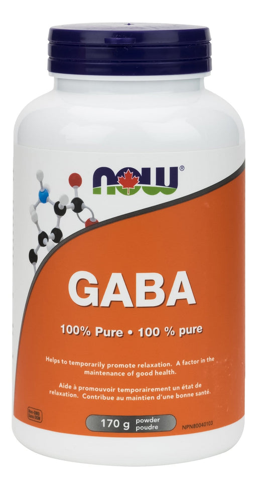 NOW Gaba Powder