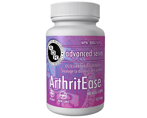 AOR ArthritEase 60 Capsules (Short Dated)