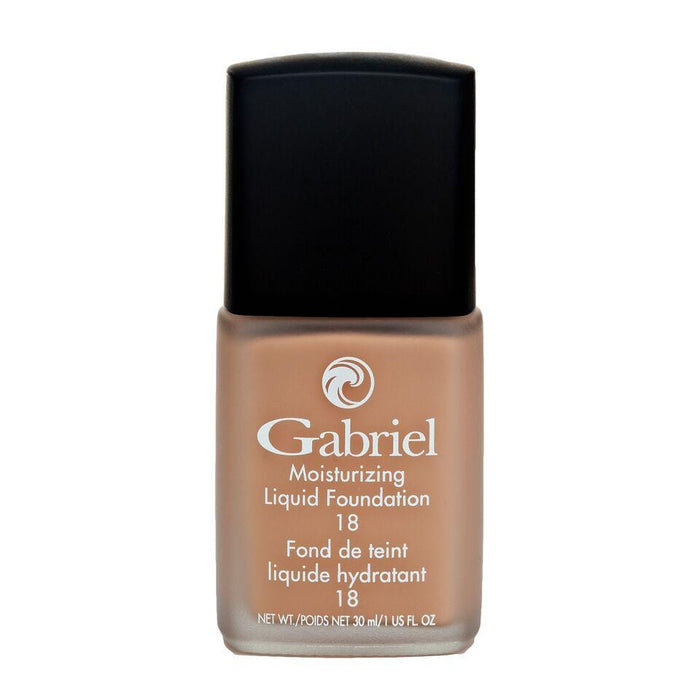 Gabriel True Beige Moisturizing Liquid Foundation