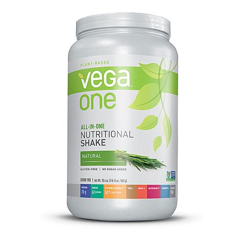 Vega All in One Nutritional Shake - Natural Flavour