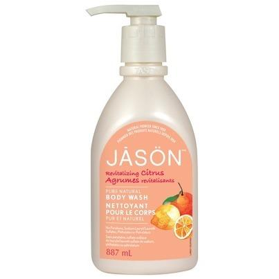 Jason Natural Products Citrus Body Wash