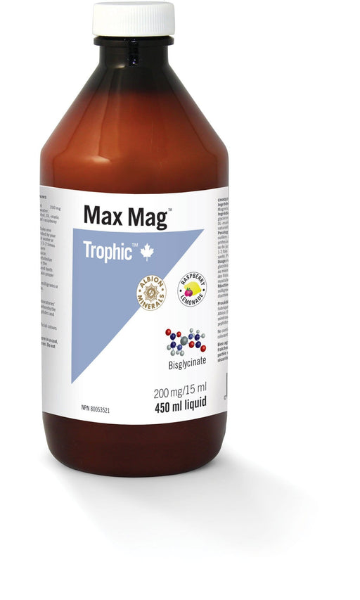 Trophic Max Mag Natural Raspberry Lemonade Flavour