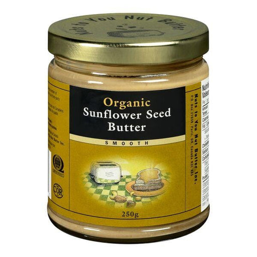 Nuts to You Nut Butter Organic Sunflower Seed Butter 250g