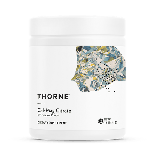 Thorne Research Cal-Mag Citrate Effervescent Powder