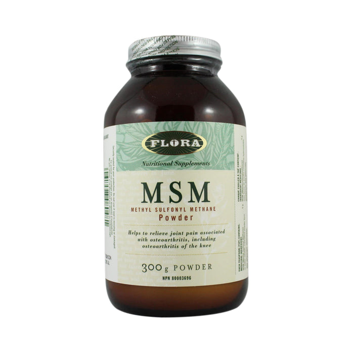 Flora MSM Methyl Sulfonyl Methane 300 g