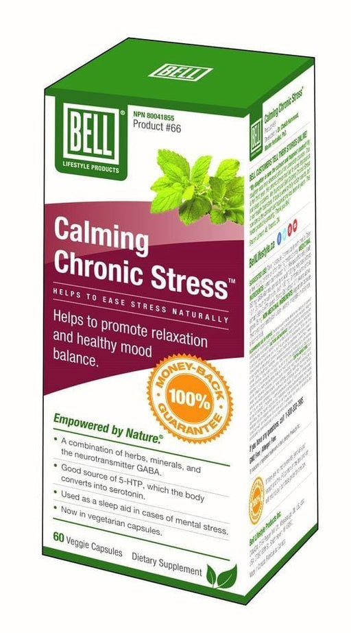 Bell Calming Chronic Stress