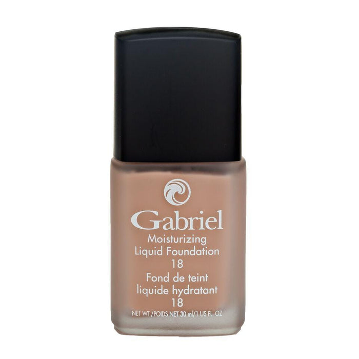 Gabriel Natural Beige Moisturizing Liquid Foundation