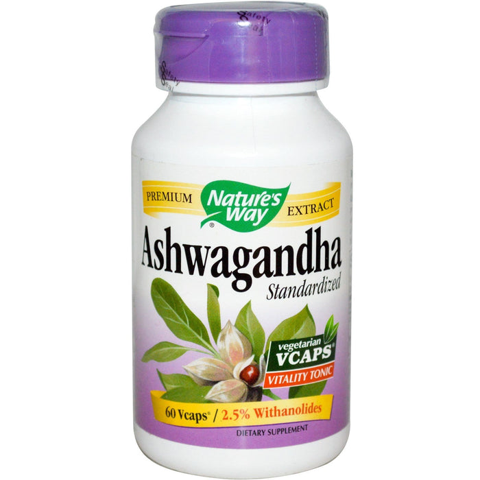 Nature's Way Ashwagandha