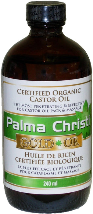 Palma Christi GOLD Organic Castor Oil