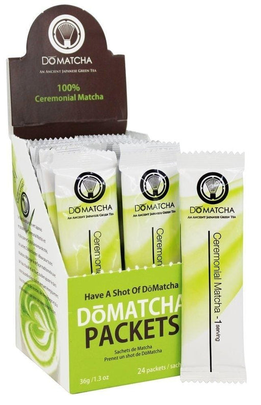 DoMatcha Single Packets x 24/box