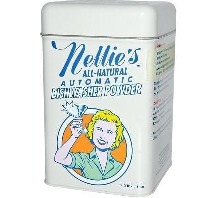 Nellie's All Natural Auto Dishwasher Powder 80 Loads