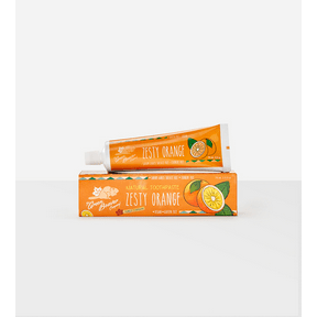Green Beaver Zesty Orange Toothpaste