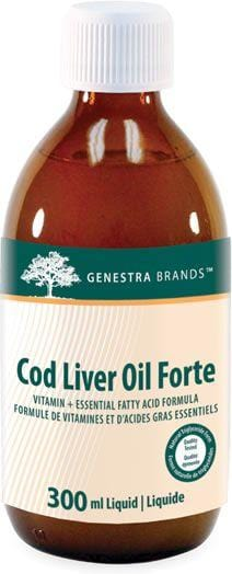 Genestra Cod Liver Oil Force