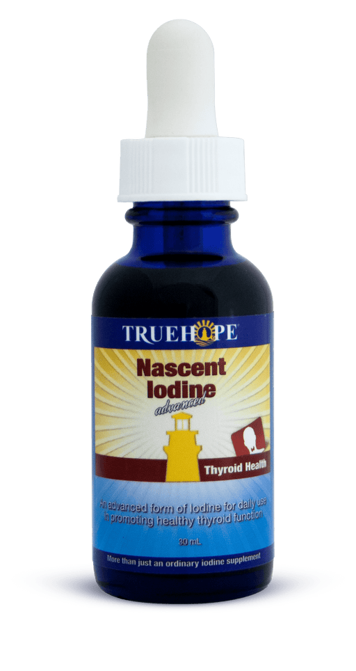 Truehope Nascent Iodine Advanced 30ml