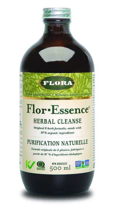 Flora Flor-Essence Herbal Cleanse 500 ml