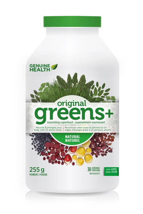 Genuine Health Greens+ - Unflavoured